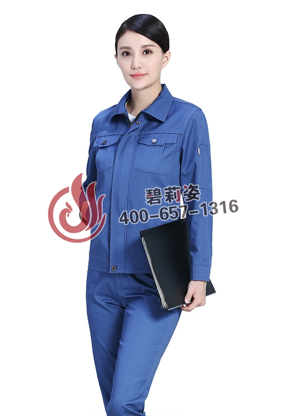 工作服女装生产
